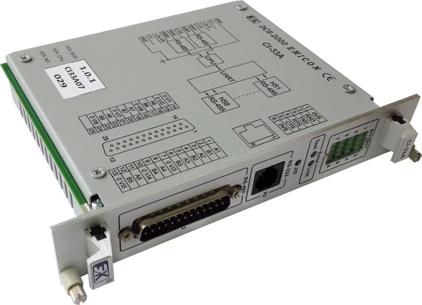 Модуль CI-33A