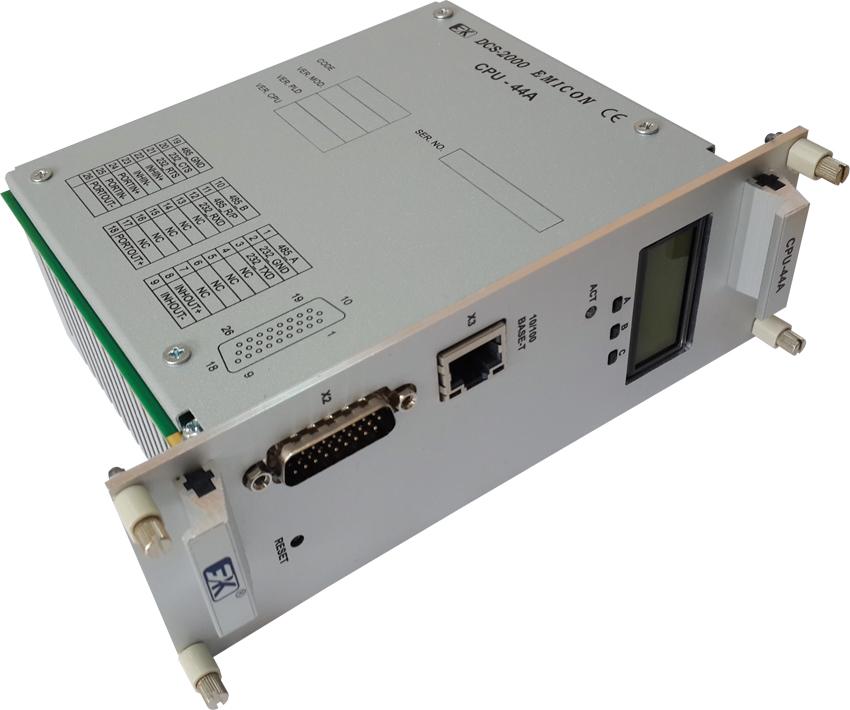 Модуль CPU-44A