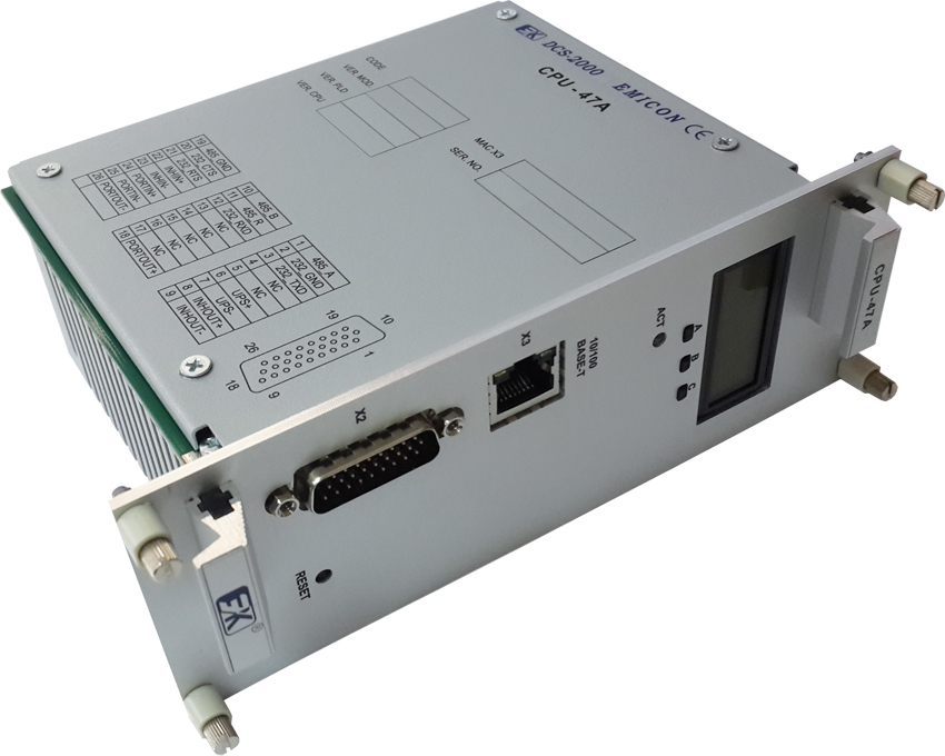 Модуль CPU-47A