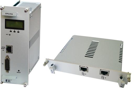 Модули серии DCS-40 каркасного исполнения