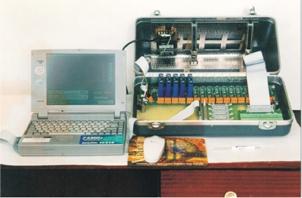 Комплекс оборудования по исследованию помпажа