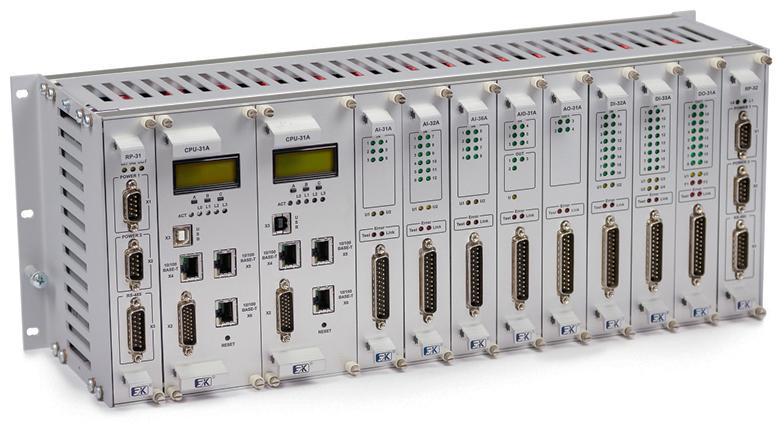 Модули DCS-2000 каркасного исполнения
